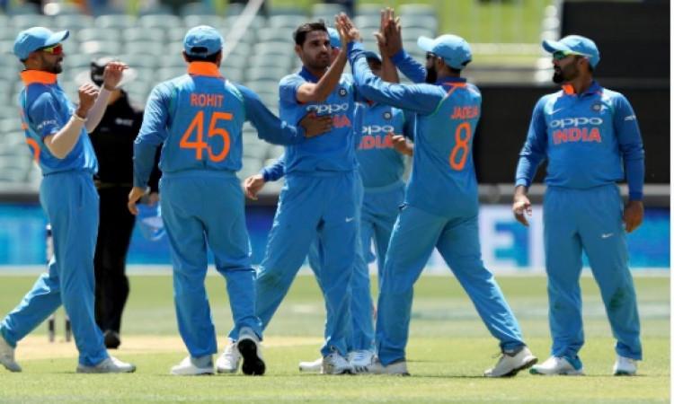 दूसरे टी20 में भारत की धमाकेदार जीत, इस खिलाड़ी को मिला प्लेयर ऑफ द मैच का खिताब Images