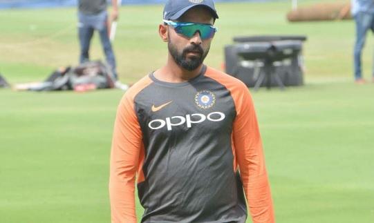 ईरानी कप: शेष भारत ने विदर्भ के खिलाफ जीता टॉस, पहले बल्लेबाजी का फैसला PLAYING XI Images
