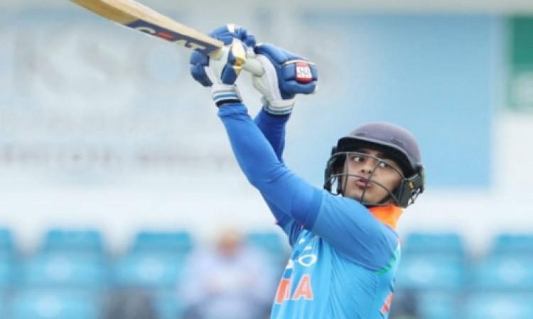 सईद मुश्ताक अली टी-20 गरजा झारखंड के ईशान किशन का बल्ला, 55 गेंद पर तूफानी शतक Images