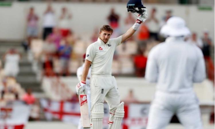 WIvENG: जो रूट ने अपनी बल्लेबाजी का दिखाया दम, शतकीय पारी खेल इंग्लैंड को दिलाई 448 रनों की बढ़त Ima