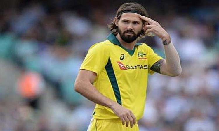 केन रिचर्डसन सीरीज से हुए बाहर, रिप्लेसमेंट के तौर पर यह गेंदबाज हुआ ऑस्ट्रेलियाई टीम में शामिल Imag