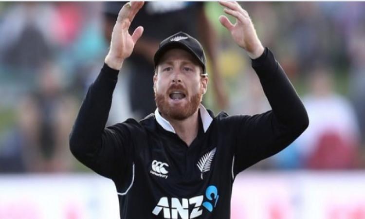 T20I सीरीज से पहले ही न्यूजीलैंड को लगा झटका, मार्टिन गप्टिल सीरीज से हुए बाहर Images