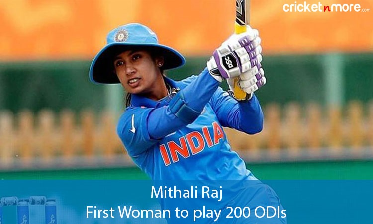 Mithali Raj