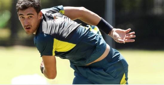 मिशेल स्टार्क भारत के खिलाफ सीरीज से हुए बाहर, उनकी जगह इस गेंदबाज को किया गया शामिल Images