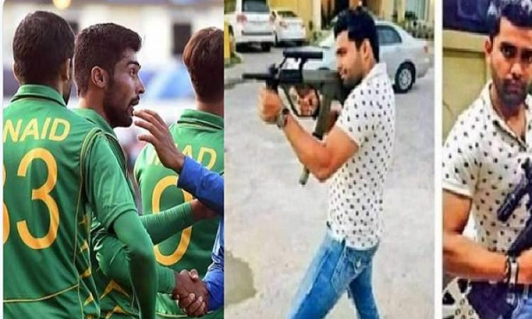 सोशल मीडिया पर पाकिस्तानी क्रिकेटरों की उड़ रही है ऐसी 'फनी' फजीहत Images