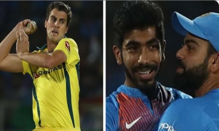 दूसरे टी20 से पहले पैट कमिंस ने धोनी और कोहली को नहीं बल्कि इस भारतीय खिलाड़ी को बताया अनोखा Images