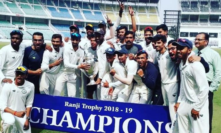 Vidarbha Ranji Team