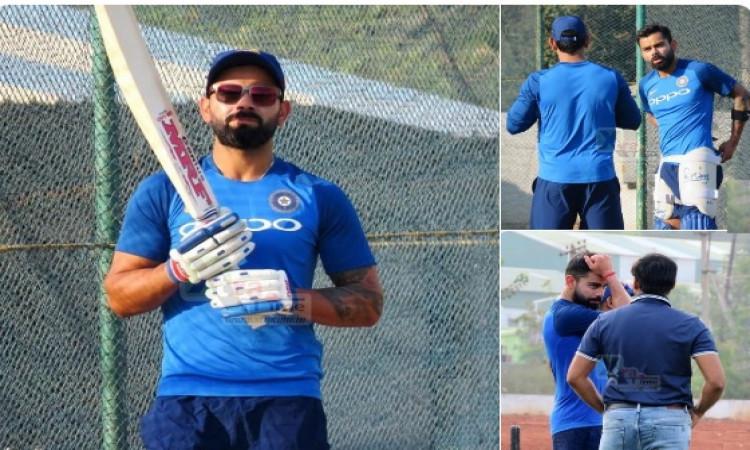 पहले टी-20 में भारत की टीम नई ओपनिंग जोड़ी और नई स्पिन जोड़ी के साथ मैदान पर उतर सकती है Images