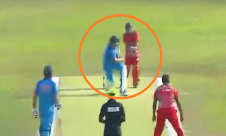 WATCH: युवराज सिंह ने दिखाया अपनी बल्लेबाजी का जलवा, केवल 6 गेंद पर खेली तूफानी पारी Images