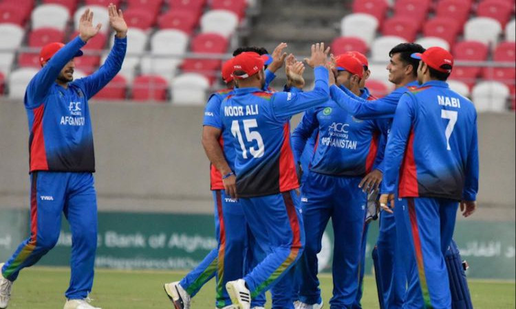 Afghanistan vs Ireland in India 2019