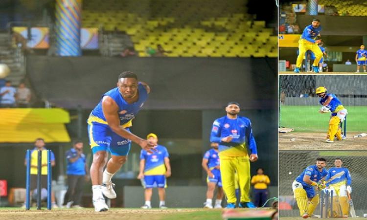 लगातार 2 मैच जीतने के बाद धोनी की टीम CSK के लिए बुरी खबर, अचानक से इस दिग्गज ने छोड़ा साथ Images