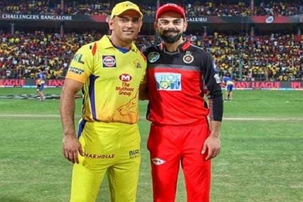 IPL 2019: रात 8 बजे से होगा मुकाबला, CSK- RCB टीम इन खिलाड़ियों के साथ उतर सकती है, जानिए संभावित XI