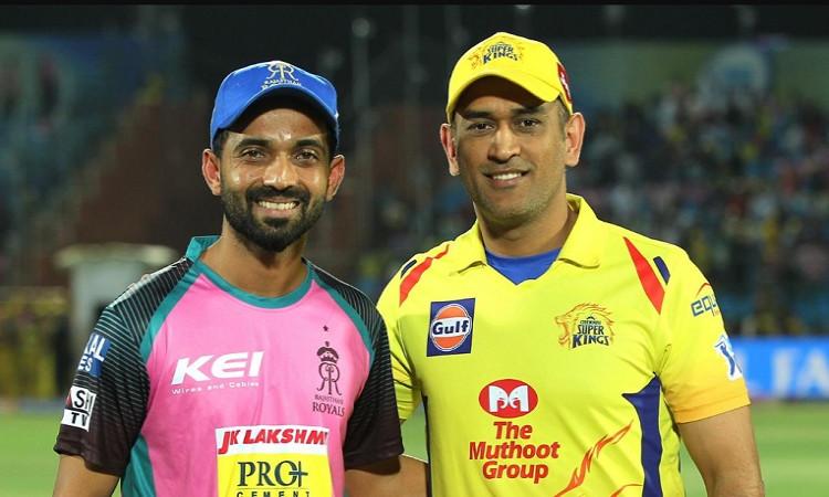Chennai vs Rajasthan