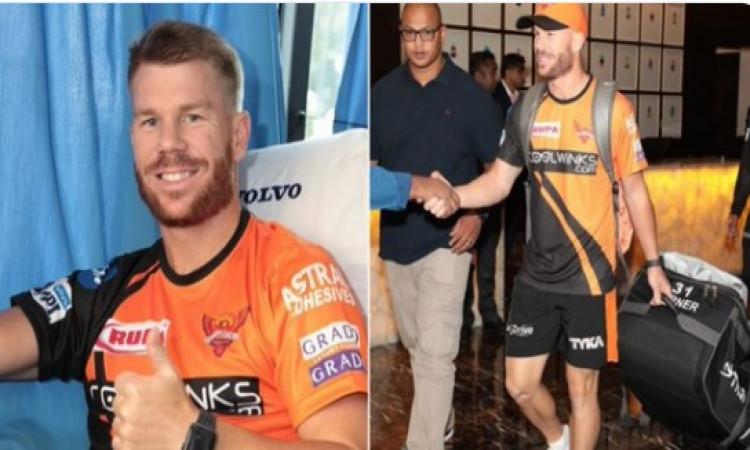 IPL 2019: वापस आकर डेविड वॉर्नर ने अभ्यास मैच में खेली तूफानी पारी, हर किसी ने कहा आ गया जांबाज Imag