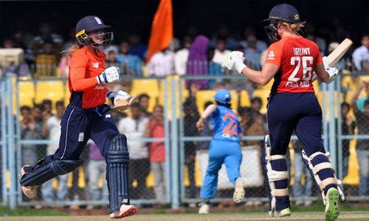 India vs England Womens Cricket
