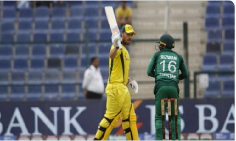 तीसरे वनडे में ऑस्ट्रेलिया ने पाकिस्तान को 80 रनों हराया, फिंच और मैक्सवेल की बल्लेबाजी का जलवा Imag