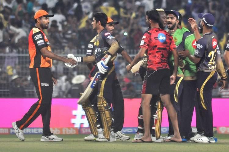 Hyderabad vs Kolkata