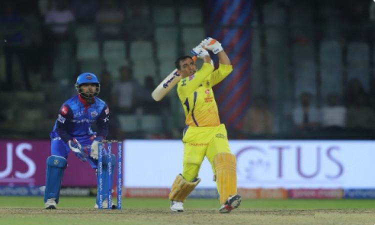 IPL 2019: चेन्नई सुपर किंग्स ने दिल्ली को 6 विकेट से हराया, यह दिग्गज बना मैन ऑफ द मैच Images