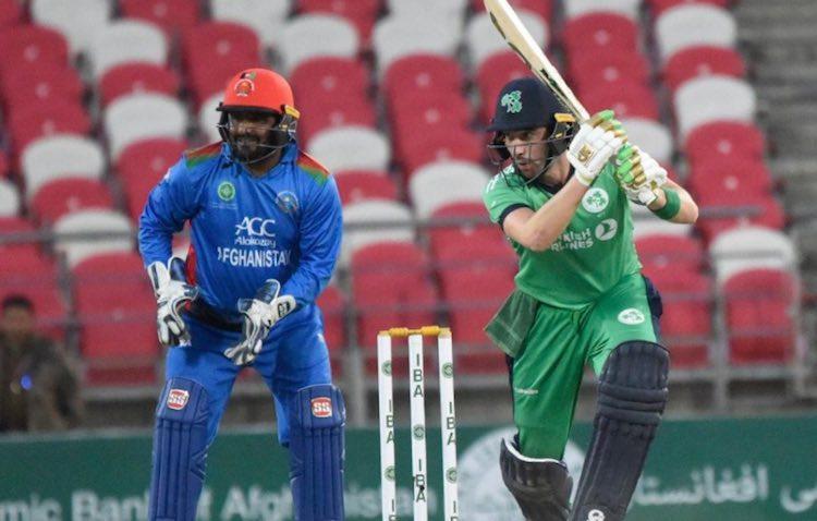 Ireland vs Afghanistan