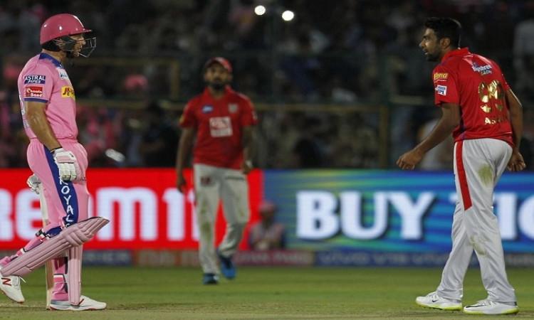 U Turn Marylebone Cricket Club Says Ashwin S Act Against