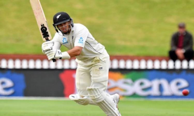 वेलिंग्टन टेस्ट में न्यूजीलैड की टीम जीत के करीब, बांग्लादेश की पारी लड़खड़ाई Images