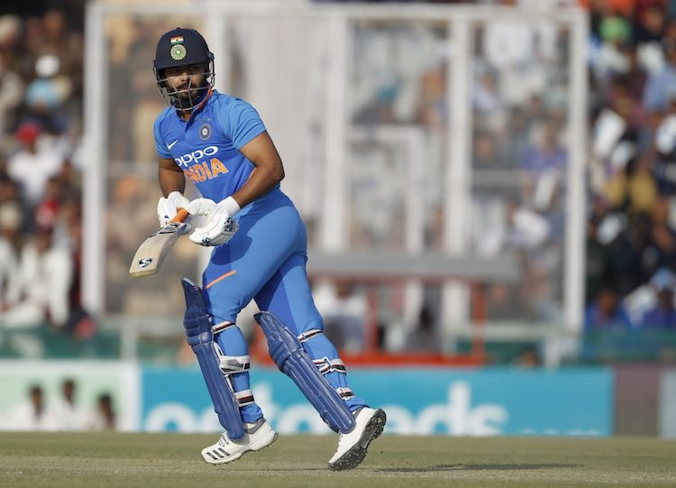 Rishabh Pant Vs Australia Images in Hindi
