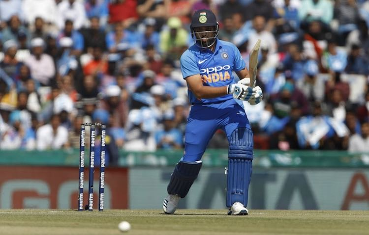 Rohit Sharma Vs Australia Images