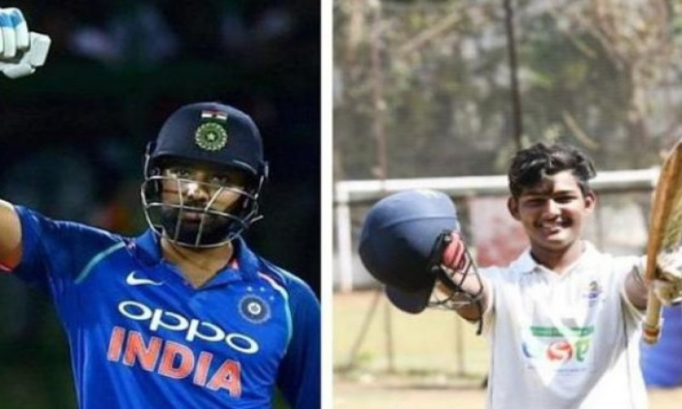 रोहित शर्मा के द्वारा वनडे में बनाया गया 264 रनों का रिकॉर्ड टूटा, इस युवा बल्लेबाज ने तोड़ दिया Ima