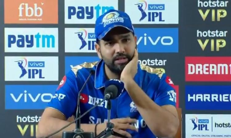 लसिथ मलिंगा की नो बॉल विवाद पर रोहित शर्मा बोले, जीत मिली लेकिन अंपायर ने किया निराश Images