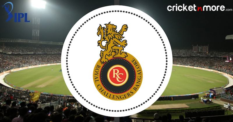 Royal Challengers Bangalore squad team