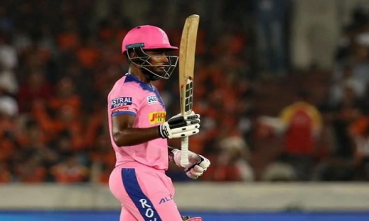 IPL 12 Match 8 संजू सैमसन की तूफानी शतकीय पारी, सनराइजर्स हैदराबाद को मिला 199 रनों का टारगेट Images