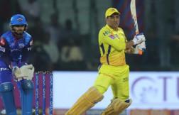IPL 2019: चेन्नई सुपर किंग्स ने दिल्ली कैपिटल्स को 6 विकेट से हराया, CSK की लगातार दूसरी जीत