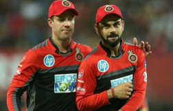 Virat Kohli and ABD