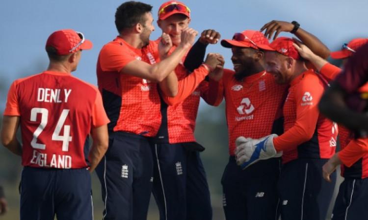 तीसरे टी-20 में इंग्लैंड गेंदबाजों ने फिर से ढ़ाया कहर, वेस्टइंडीज को 8 विकेट से मिली करारी शिकस्त I