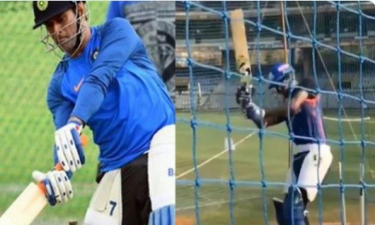 IPL 2019: VIDEO हार्दिक पांड्या ने शुरू की आईपीएल की तैयारी, लेकिन धोनी को याद करके किया ऐसा Images