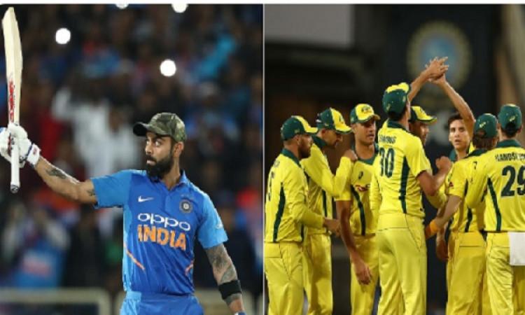 विराट कोहली की शतकीय पारी नहीं बचा पाई भारत को हार से, तीसरे वनडे में 32 रन से हारा भारत Images