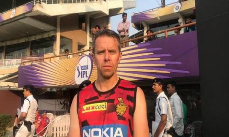केकेआर के गेंदबाजी कोच कार्ल क्रो सुनील नरेन की गेंदबाजी को लेकर कही ऐसी बात Images