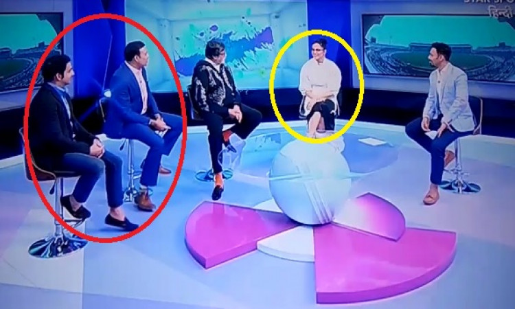 खूबसूरत तापसी पन्नू के सामने गंभीर और लक्ष्मण ने बताया, WC में भारत को किस टीम से रहना होगा सतर्क Im