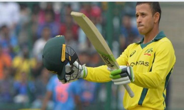 उस्मान ख्वाजा की शतकीय पारी, भारत को ऑस्ट्रेलिया ने दिया 273 रनों का टारगेट Images