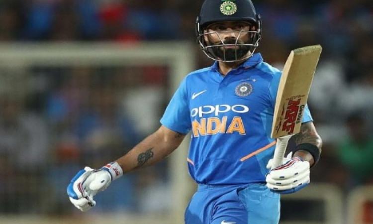 विराट कोहली ने जमाया 41वां शतक, ऑस्ट्रेलिया के खिलाफ वनडे में सबसे ज्यादा शतक जमाने वाले दूसरे भारती