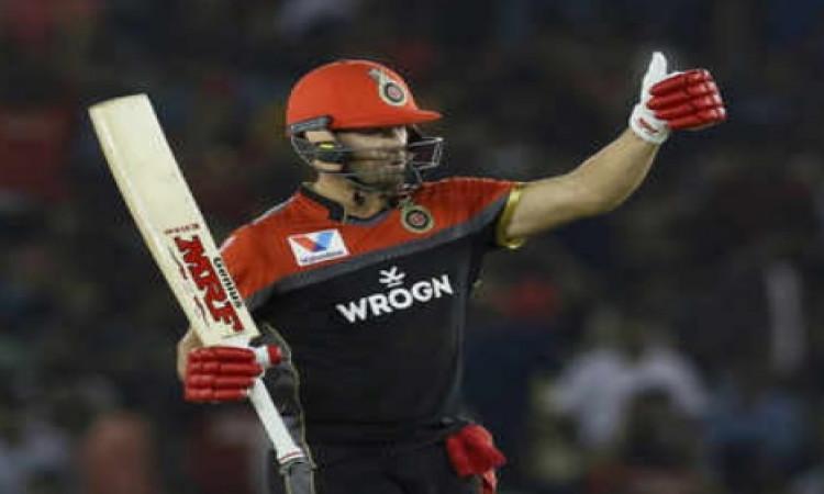 IPL 2019 में आरसीबी को जीताने के बाद एबी डीविलियर्स ने कहा, ऐसी पारी खेलना काफी जरूरी थी Images