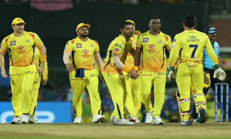 IPL 2019: Chennai Super Kings clinches thriller vs Rajasthan Royals Images