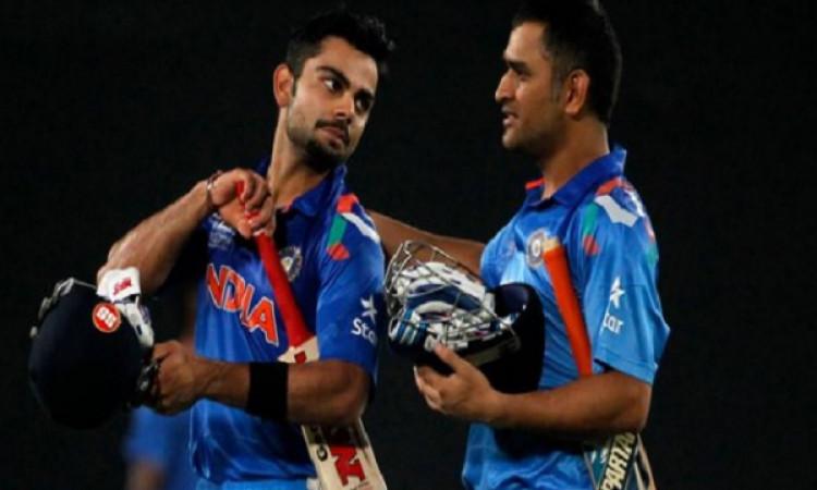 वर्ल्ड कप के ऐलान के बाद टीम इंडिया के कप्तान धोनी के लिए इमोशनल, कही दिल जीतने वाली बात Images
