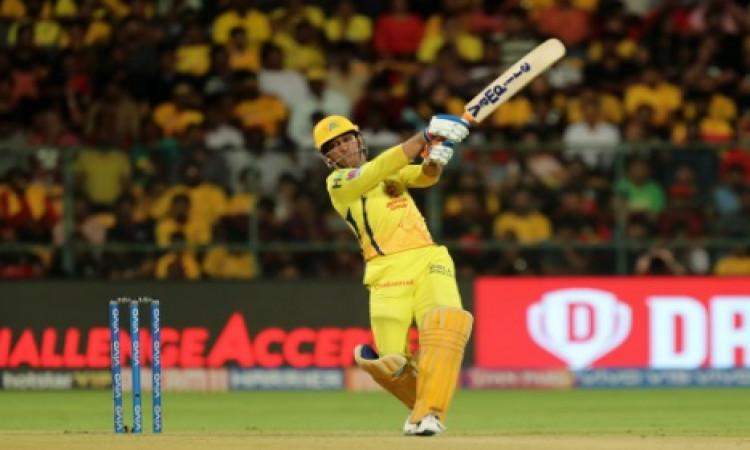 कप्तान धोनी की तूफानी पारी ने जीता फैन्स का दिल, आरसीबी को मिली 1 रन से रोमांचक जीत Images