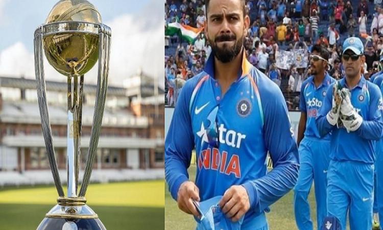वर्ल्ड कप 2019 के लिए भारतीय टीम का ऐलान इस तारीख को, मुख्य चयनकर्ता एमएसके प्रसाद का ऐलान Images