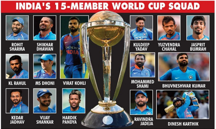 India S World Cup Squad Too Dependent On Bits And Pieces