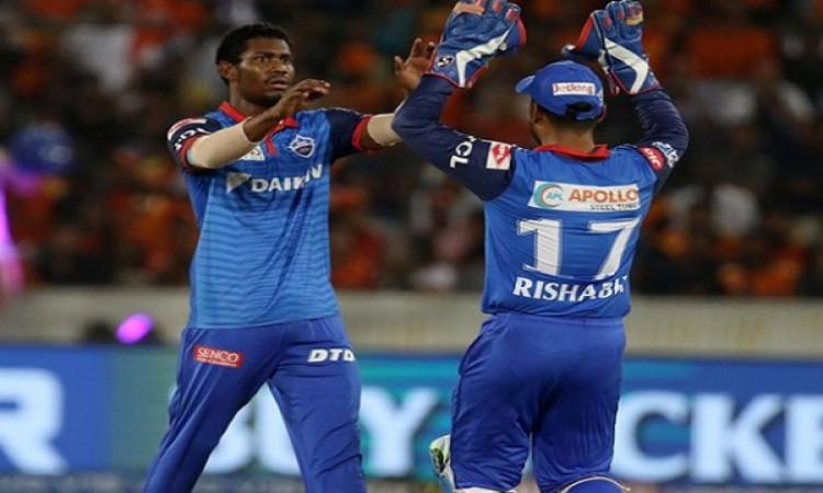 दिल्ली कैपिटल्स के गेंदबाजों ने कमाल का परफॉर्मेंस कर हैदराबाद को 39 रनों से दी मात, इन गेंदबाजों के