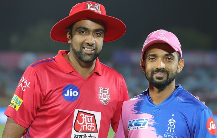 Kings XI Punjab vs Rajasthan Royals