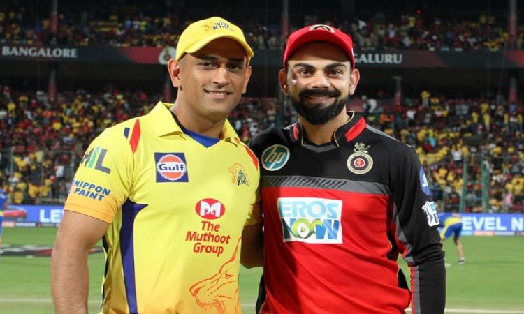 Royal Challengers Bangalore vs Chennai Super Kings