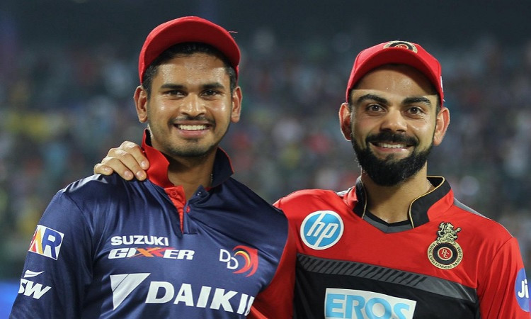 Royal Challengers Bangalore vs Delhi Capitals